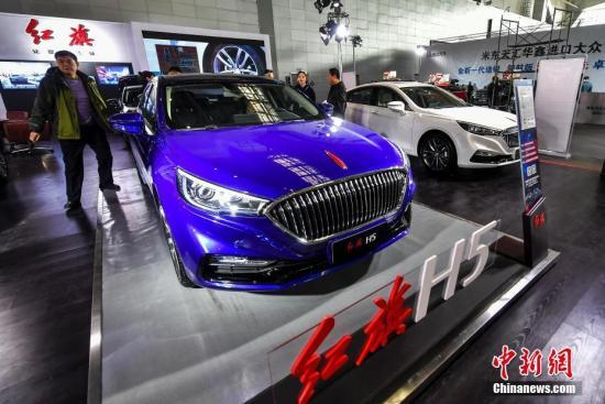 前3月中国汽车产销仍下降 降幅有所收窄