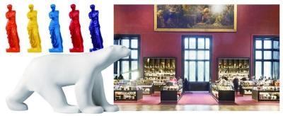 博物馆衍生品开发的法国经验