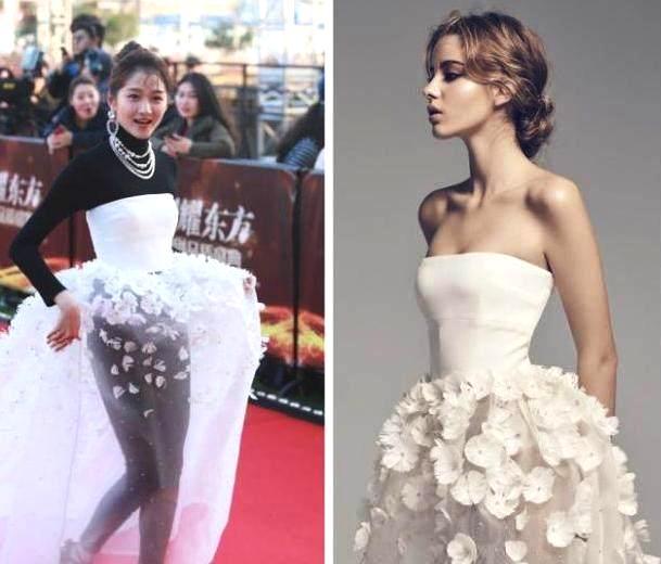 娱乐圈最不会穿衣服的女星:关晓彤都弱爆了,张子枫才是真的被坑