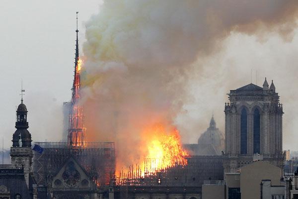 那些毁在天灾人祸中的文化遗产是人类文明的叹息!