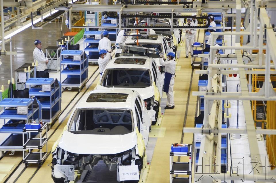 本田武汉新工厂开始生产 拟推进全球据点重组