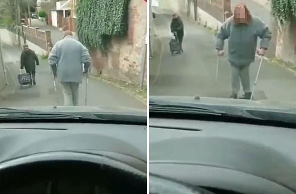英司机谩骂残疾女子并在网上发视频大肆炫耀
