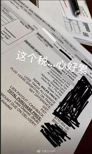 中国富二代加拿大买超跑,光税就……网友:我柠檬了