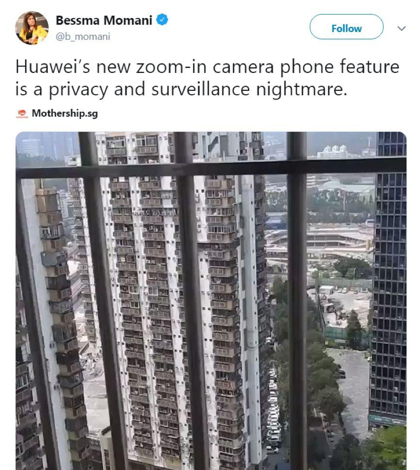 加拿大名校教授攻击华为手机,结果悲剧了……