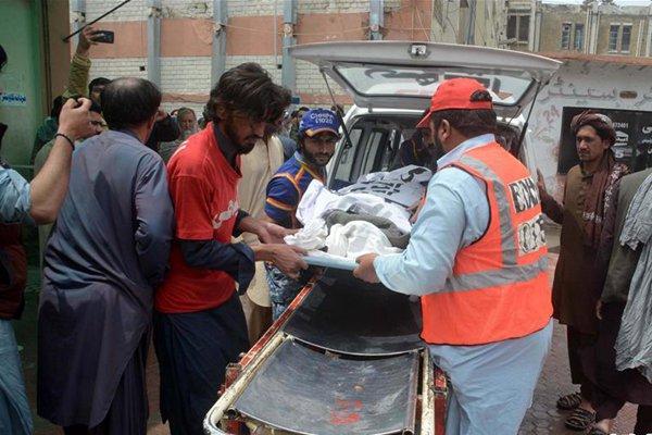 巴基斯坦西南部发生车祸 已致11人死亡9人受伤