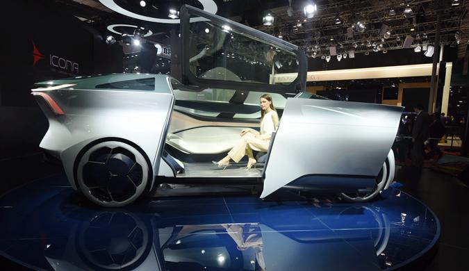 2019上海车展:无人驾驶、5G智能汽车再成为焦点