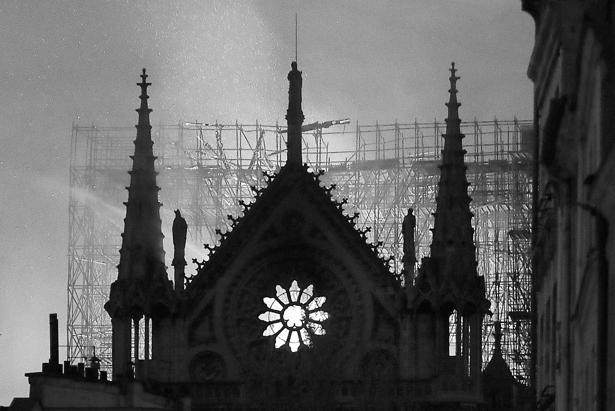 银幕上的巴黎圣母院
