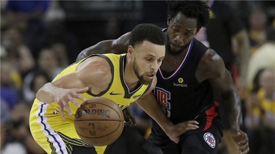 NBA季后赛:勇士131-135不敌快船