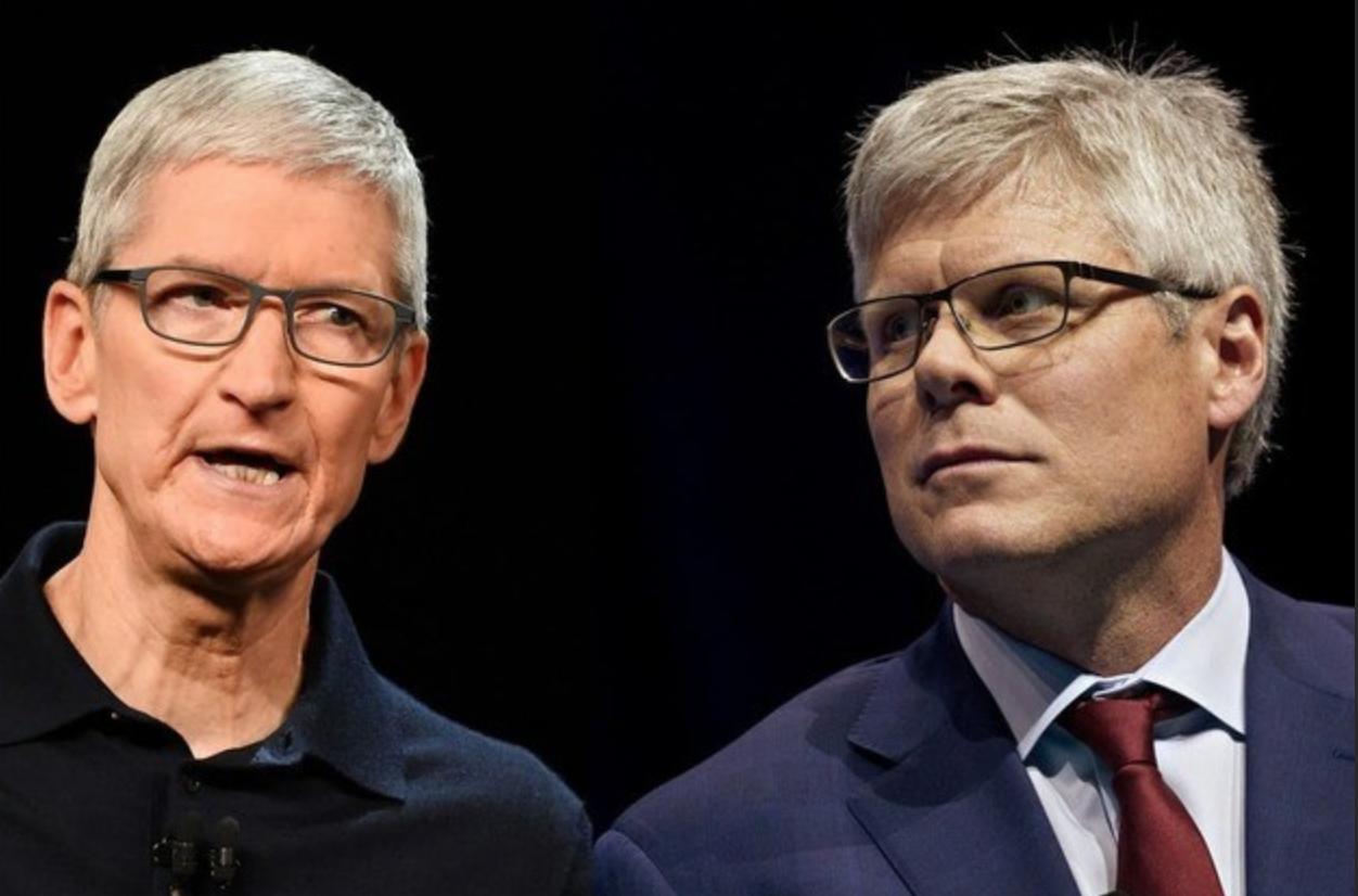 """苹果高通和解法庭 """"懵""""了 英特尔黯然退场5G芯片"""