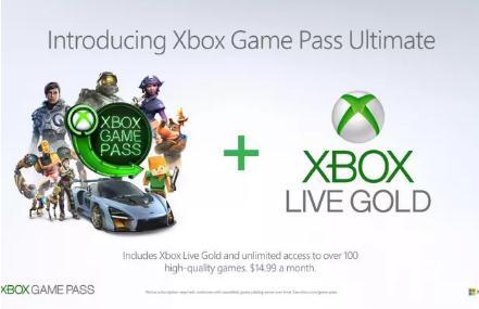 微软推出高级游戏套餐服务包 每月不足15美元