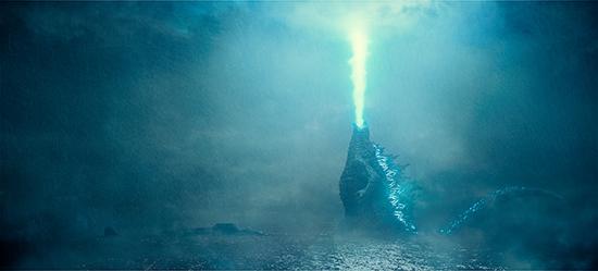 《哥斯拉2怪兽之王》曝预告 章子怡呼唤三大巨兽