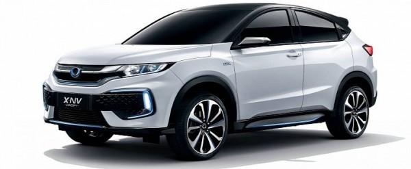 本田Sports EV家族再添新成员:本田X-NV概念车