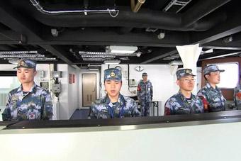 首艘国产航母最新动态曝光 内景画面首度公开