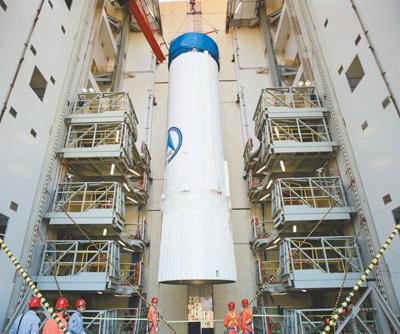 长征火箭成为闪亮的中国名片