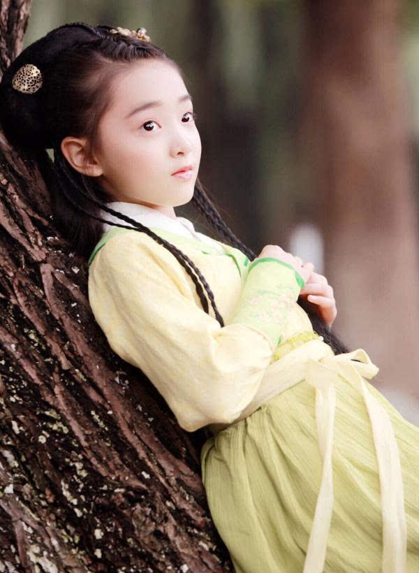 """曾在10岁出演""""貂蝉"""",演技被赵雅芝称赞,如今美到不可方物"""