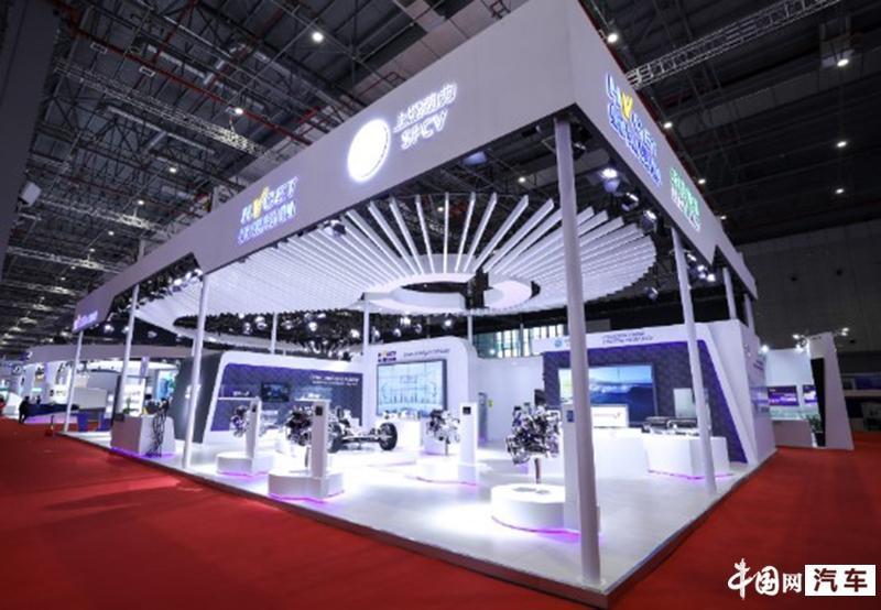 长城控股六大零部件企业亮相上海车展
