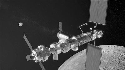 NASA局长:2024年登月 我们是认真的