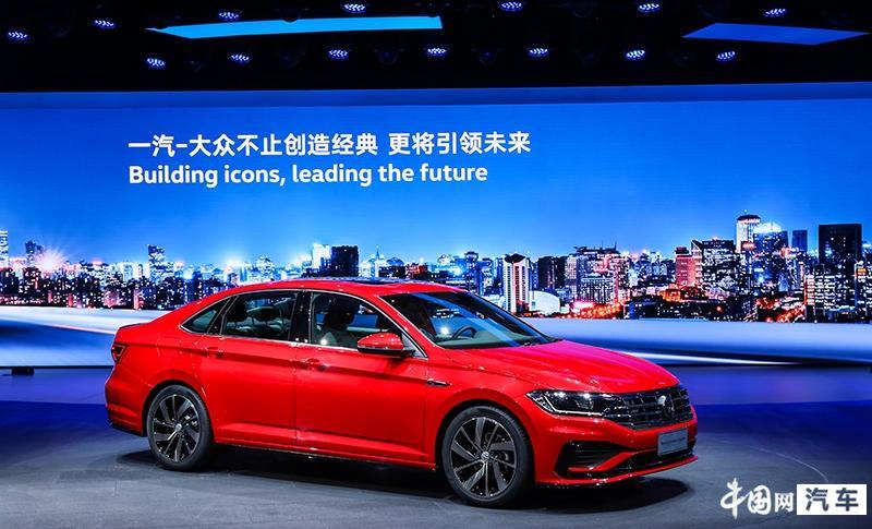 一汽-大众携多款车型亮相上海车展