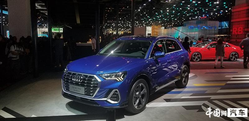 2019上海车展:国产全新奥迪Q3上市 售27.18-35.98万元
