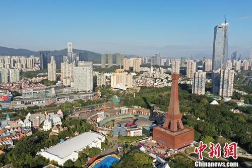 深圳辟谣建超高摩天大楼:没有新审批超高层建筑