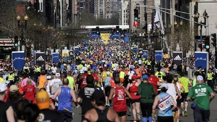 近千名中国选手参加波士顿马拉松赛 部分被指用虚假成绩骗取参赛资格