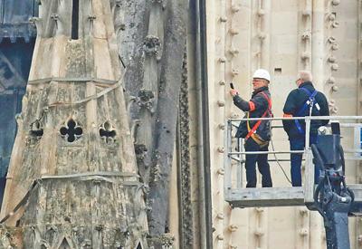 巴黎圣母院大火再敲文物保护警钟