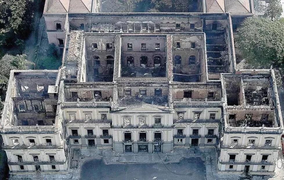 巴黎圣母院火灾后,故宫火速开会,圆明园紧急发文