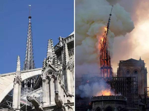 巴黎圣母院大火,已展开刑事调查