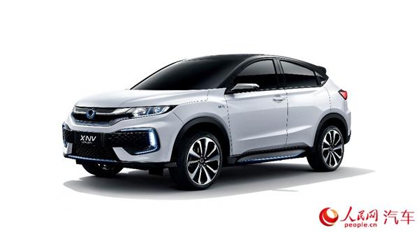 X-NV概念车领衔 本田携多款新车型亮相上海车展