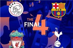 欧冠半决赛:利物浦vs巴萨,热刺战阿贾克斯