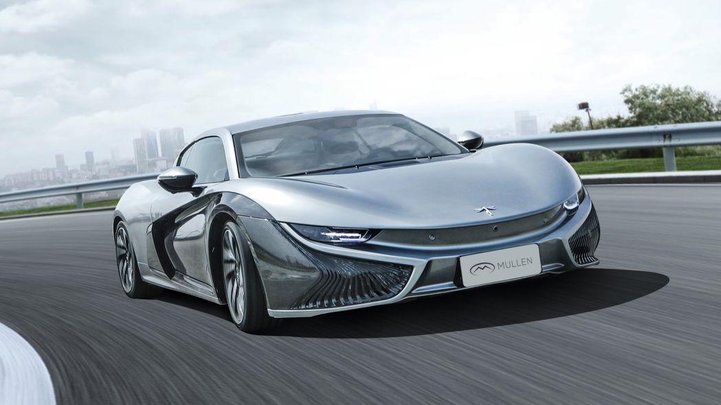 国产电动超跑前途K50正式亮相纽约车展