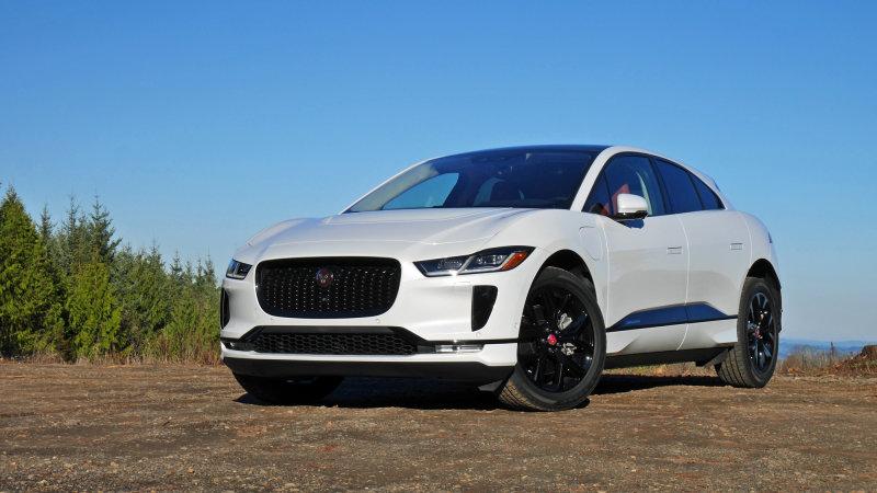 I-Pace之后再推新作 捷豹正在打造新款电动汽车