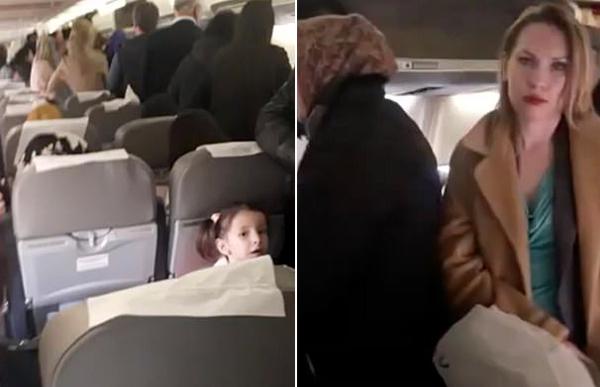 俄客机起飞前突然起火 三乘客打开舱门爬机翼