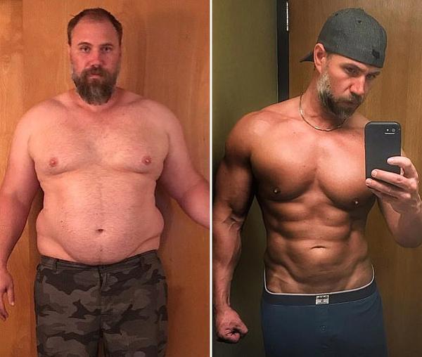美顾家男子采用生酮饮食法5个月减重逾40公斤