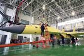 歼-11D原型机画面曝光