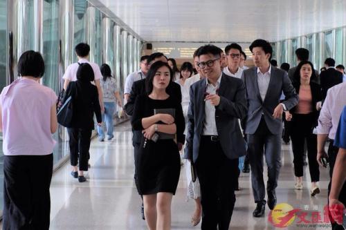港媒:香港再次蝉联亚洲公干费用最贵城市