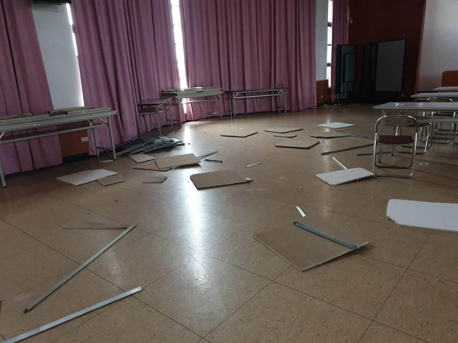 台气象局:花莲地震为独立地震 近日不排除余震