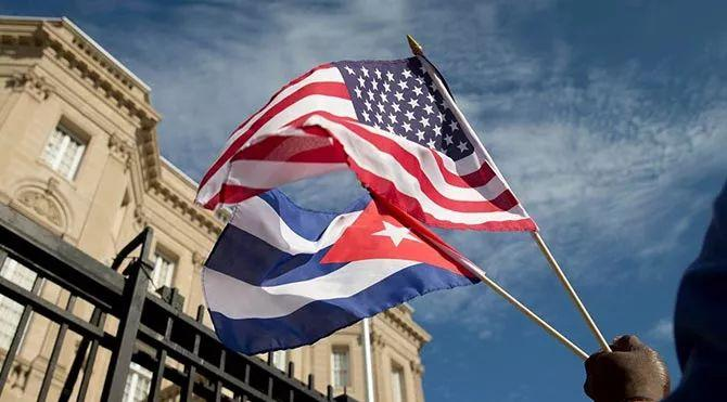 美国再对古巴下手 这次目标不简单