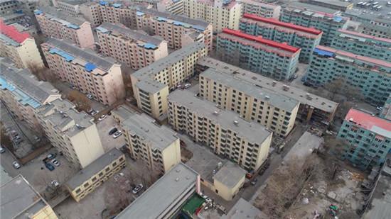 西宁市城北区动用无人机精准审计棚改安居工程