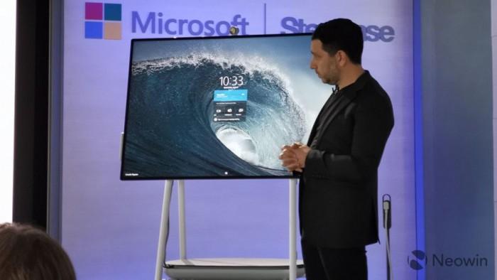 Surface Hub 2S上手:6月上市 起价8999美元