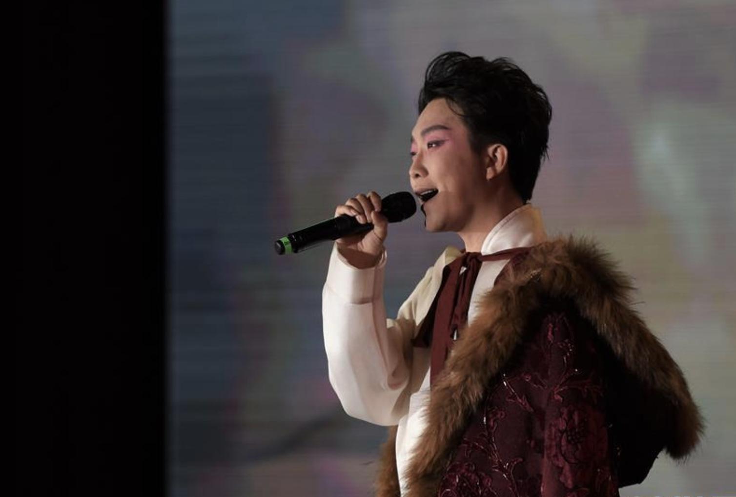 李玉刚诗意歌舞剧《昭君出塞》世界巡演启动盛典北京举行