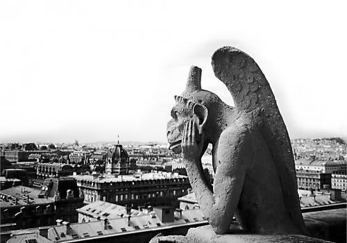 巴黎圣母院800年历经磨难