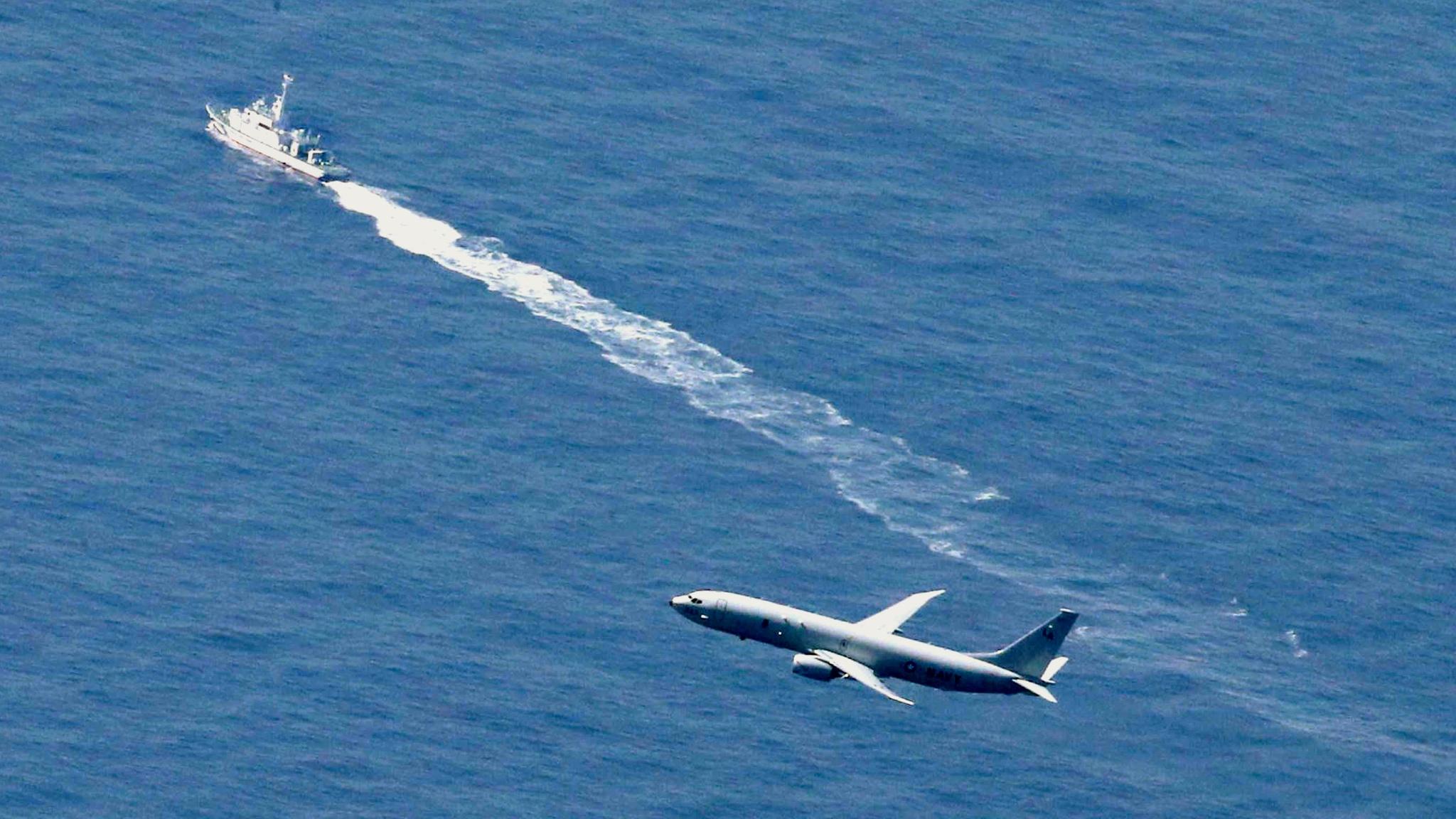 中俄也在搜寻日本F-35残骸?美国官员披露实情