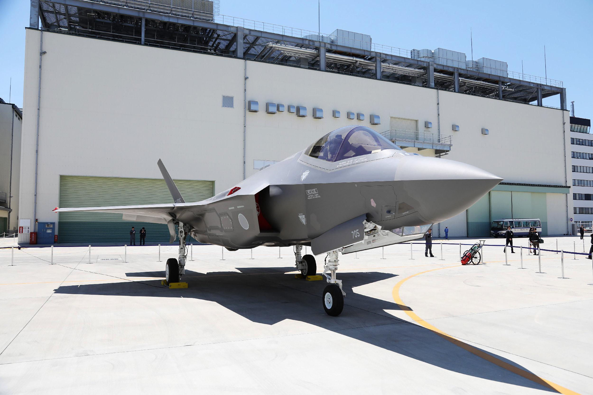 日媒:美国将向日本提供F-35战机秘密数据