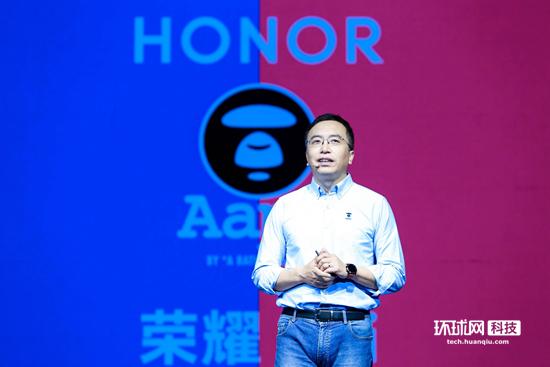 专访荣耀赵明:荣耀5G与折叠屏手机即将发布
