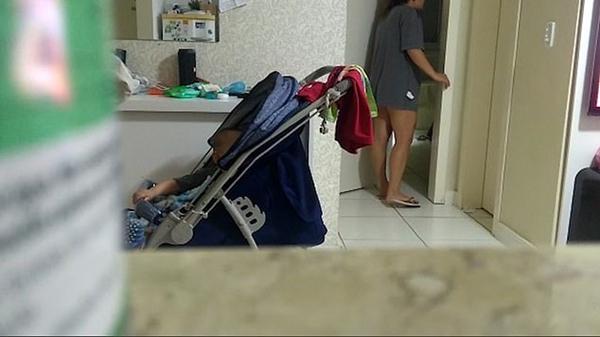 巴西女子家中目睹丈夫出轨女保姆愤怒开枪四次