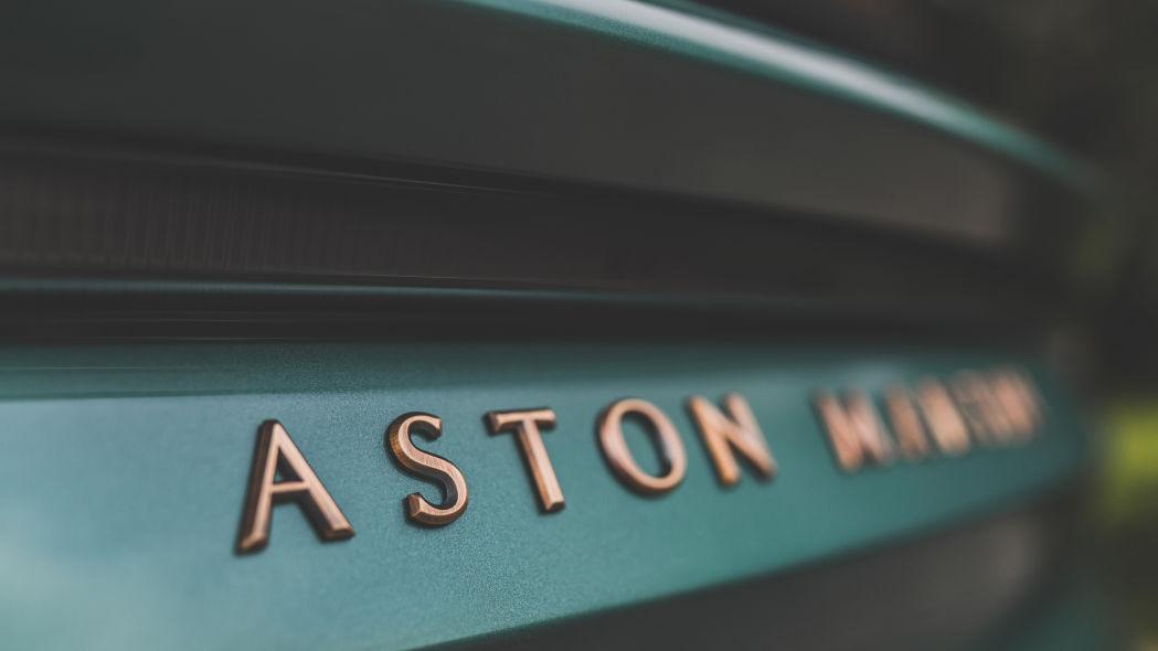 阿斯顿马丁将以致敬之命发售限量版DBS 59 致敬DBR 1经典车型