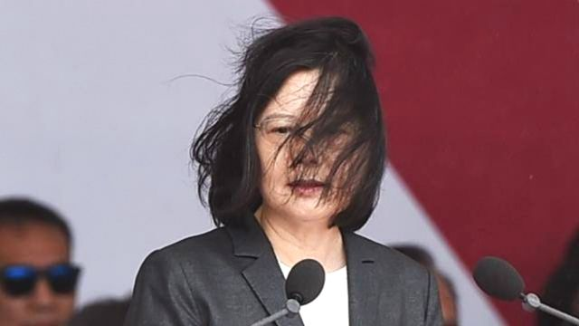 蔡英文再次诬蔑大陆干预选举 网友:她真慌了,已语无伦次