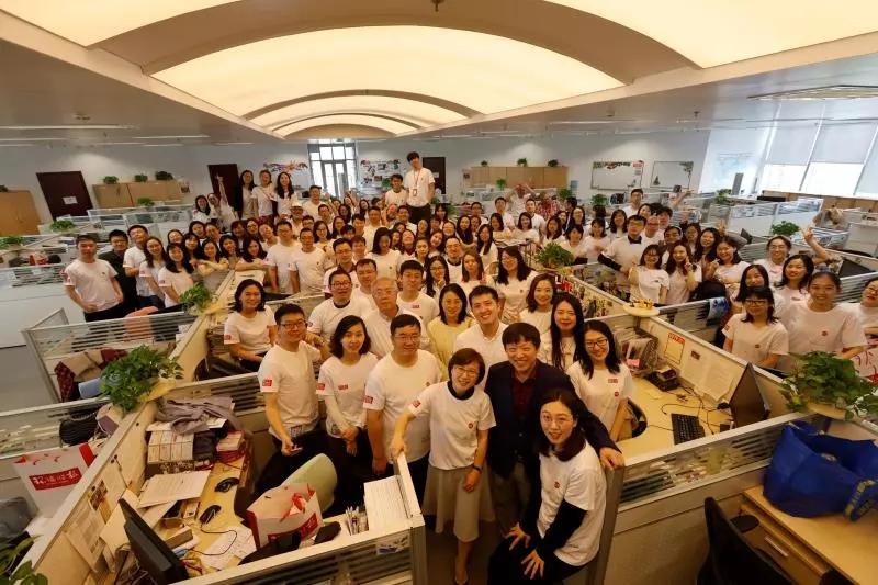 我们讲了十年英语,表达对中国的爱!