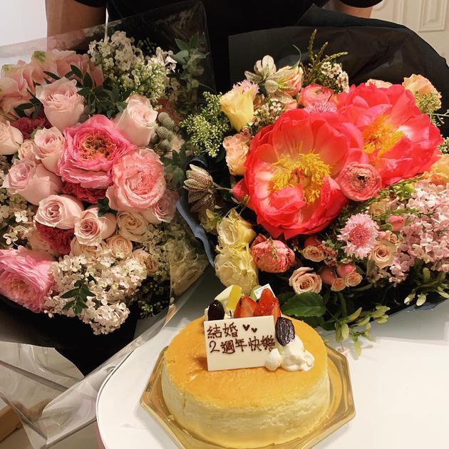 方媛晒照庆祝与郭富城结婚2周年 诞下二宝获祝福
